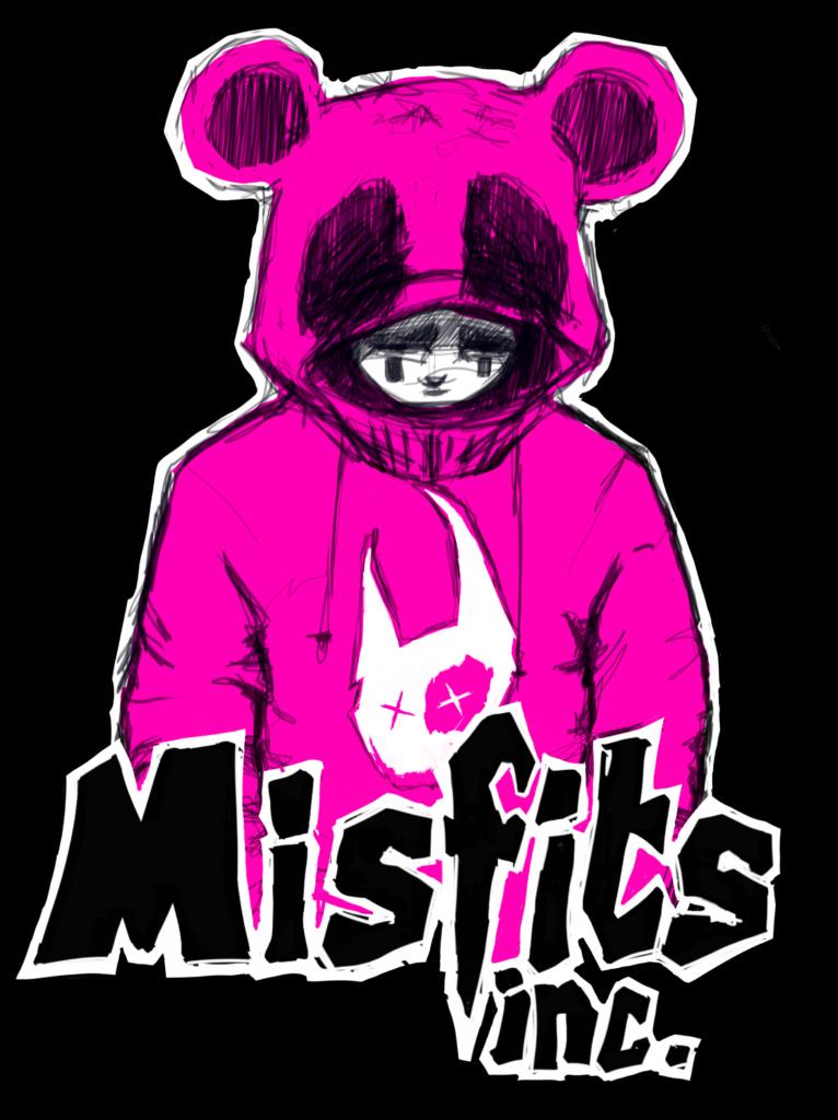 Misfits Inc - Ethical Organic Clothing - Hoodies - T-shirts - Headwear - UK Apparel & Merch & Skulls